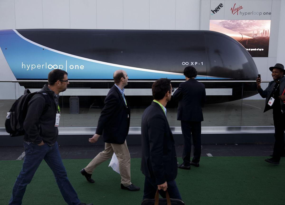 Richard Branson To Meet Uddhav  Thackeray Over Mumbai-Pune Hyperloop Project