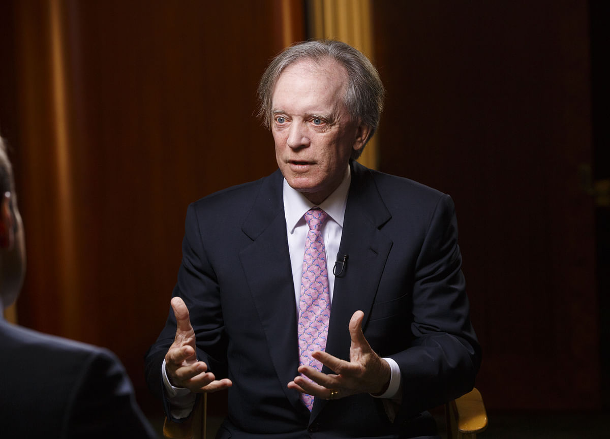 Bill Gross's Performance Is 'Disappointing,' Janus CEO Says