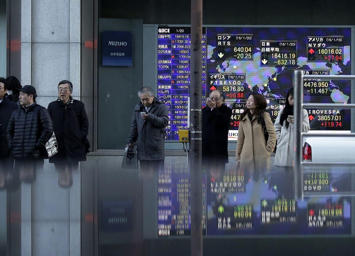 Tech Weakness, Plunging Oil Combine to Sink Stocks: Markets Wrap