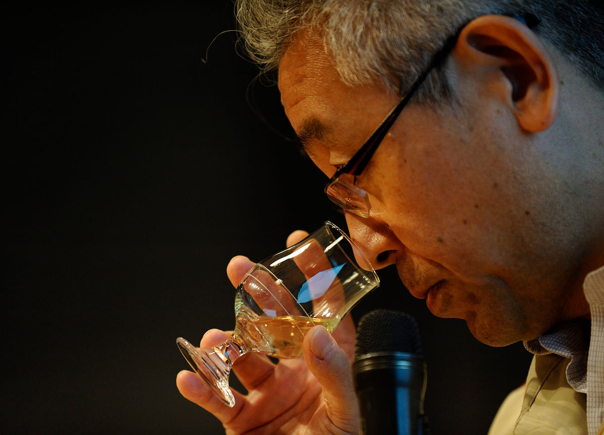 Record $1 Million Whisky Sale Is Toppled by Another Hours Later