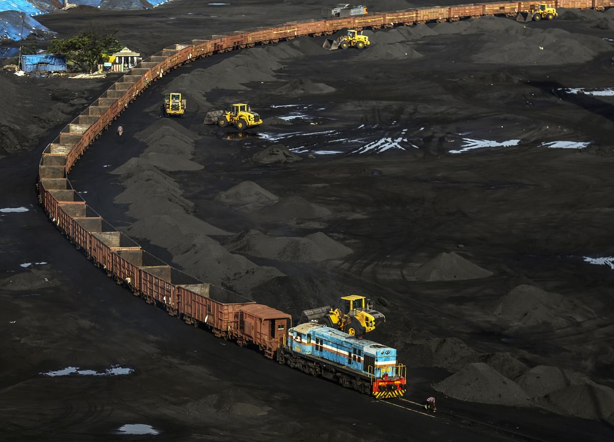 India's Coal Import Drops 43% In July