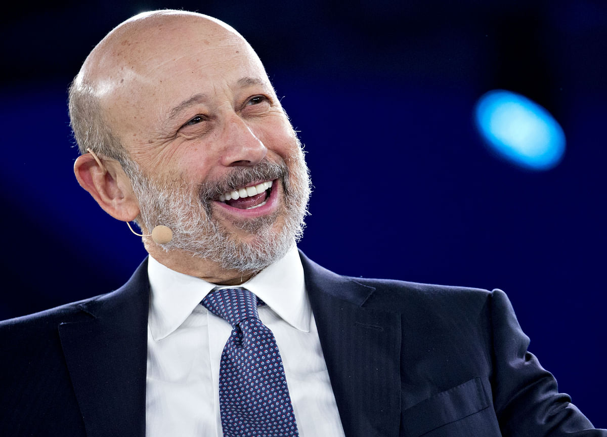 Goldman CEO Said Likely to Step Down in December, NYT Says