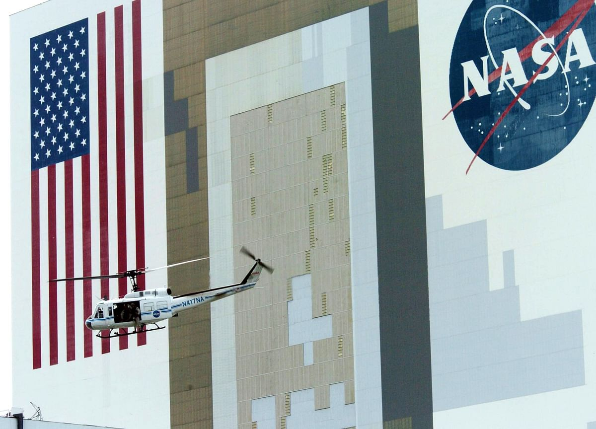 NASA Prepares Self-Flying Helicopter for 2020 Mars Rover Mission