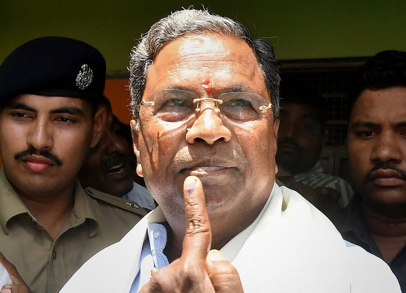 Siddaramaiah Resigns As Congress Legislature Party Leader After Poor Show In Bypolls