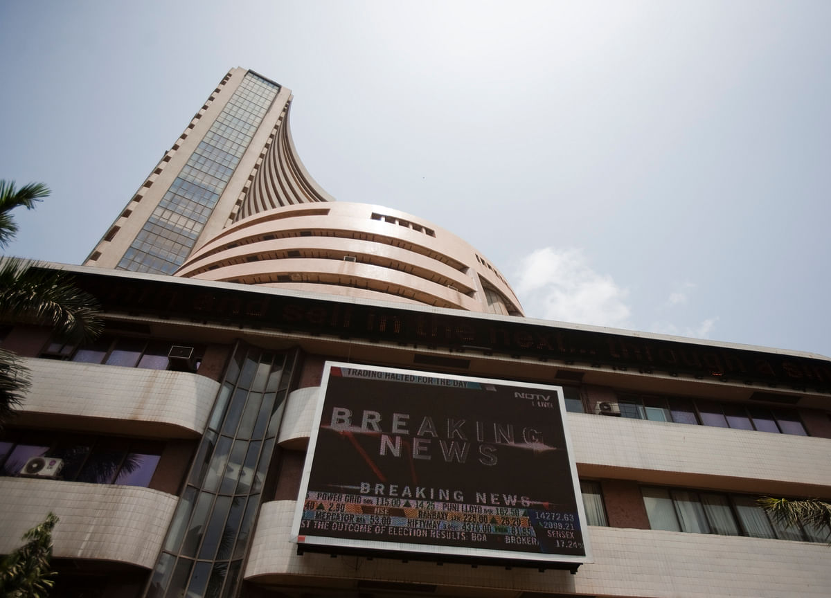 Sensex, Nifty Rise For Third Straight Day, Oil Refiners Rally