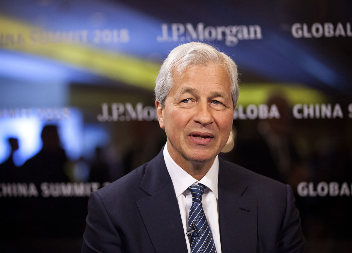 Dimon Says Prepare for 4% Yields, Potential Volatility Rise