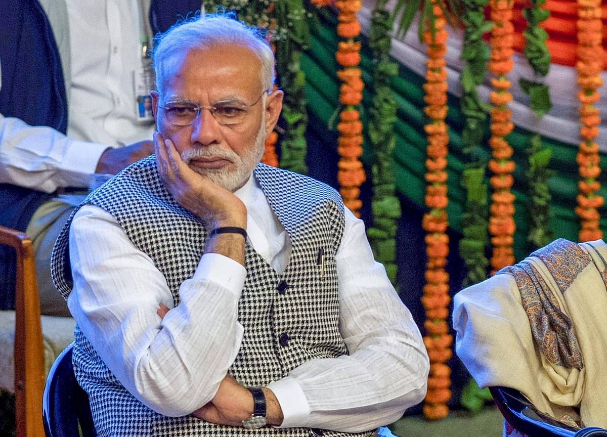 India's Opposition Sees Path to Ousting Modi as Prime Minister