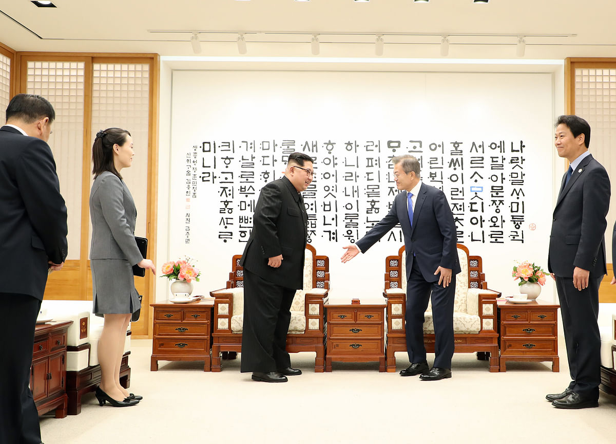 North Korea Denies U.S. Pressure Is Behind Denuclearization