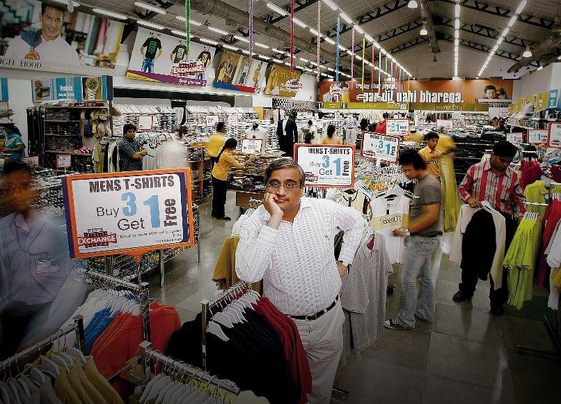Why Kishore Biyani Is Unfazed By The Walmart-Flipkart Deal