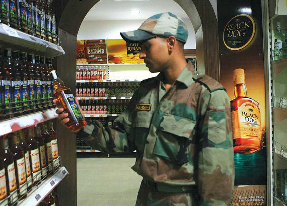 Defence Canteens Plan To Track Orders, Inventory Online To Curb Corruption