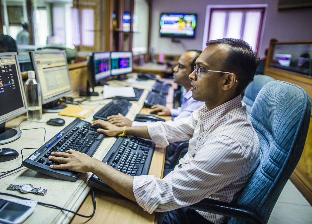 Sensex, Nifty Clock Best Weekly Gain In A Month Ahead Of Karnataka Polls
