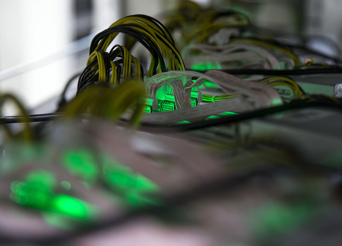 The World's Dominant Crypto-Mining Company Wants to Own AI
