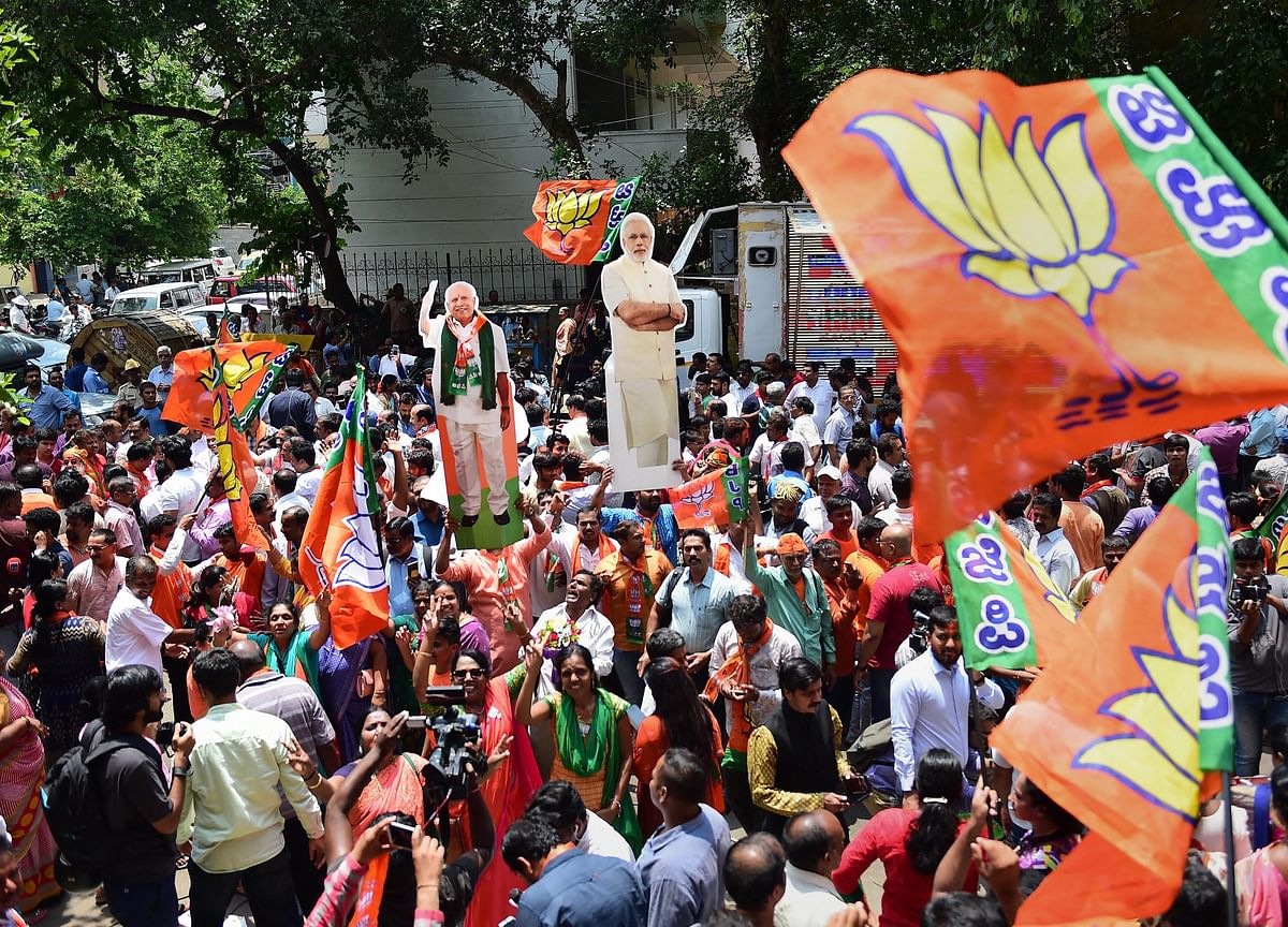 Hard-Fought Poll in India's South Hands Modi Fragile Victory