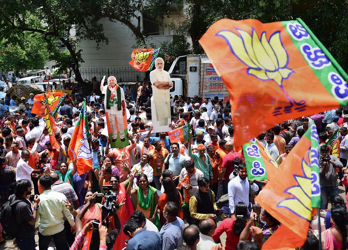 BJP Needs To Worry About Growing Urban Apathy