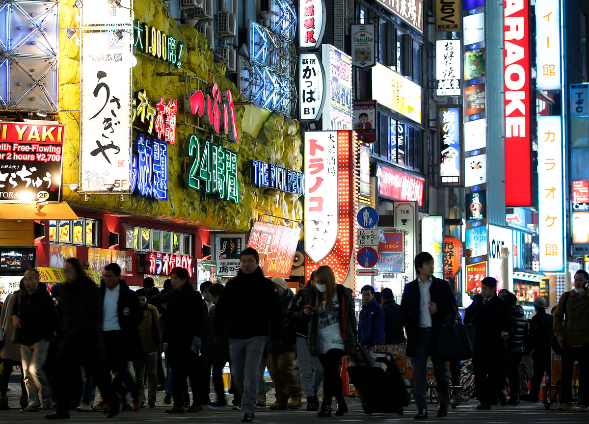 Japan's Economic Growth Streak Set to Restart After Speed Bump