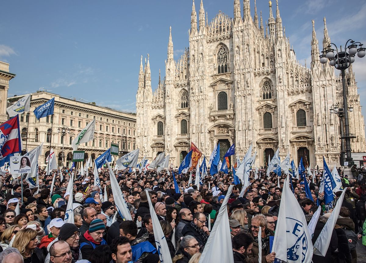 Italy Heads to New Vote With Europe as Campaign Faultline