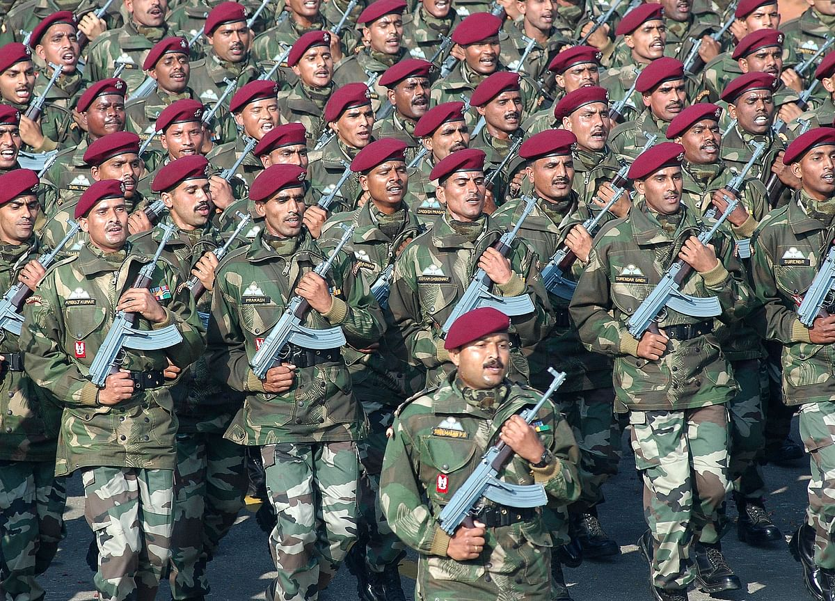 Indian Army Finalises Rs 15,000-Crore Ammunition Production Project