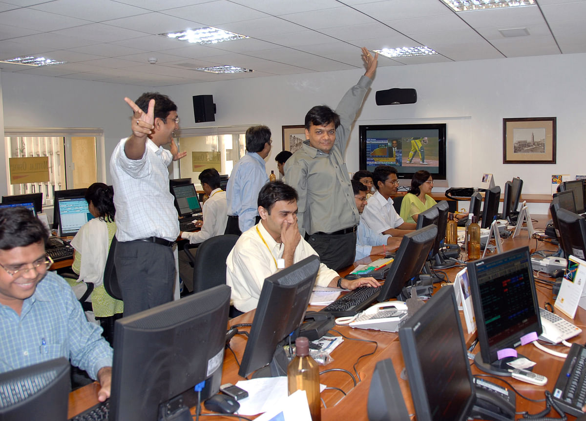 Sensex, Nifty Rally For Second Straight Day As Oil Prices Drop