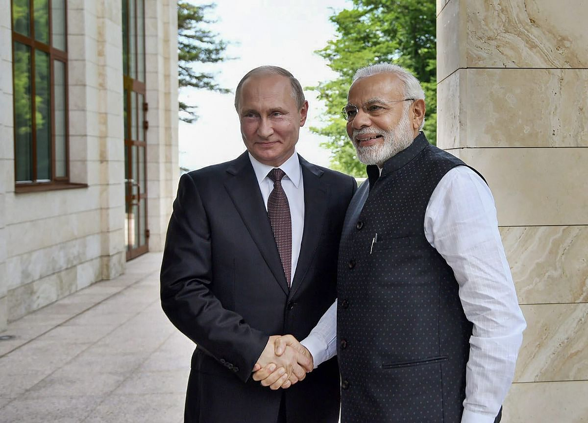 India, Russia Finalise $500-Million Warship Deal
