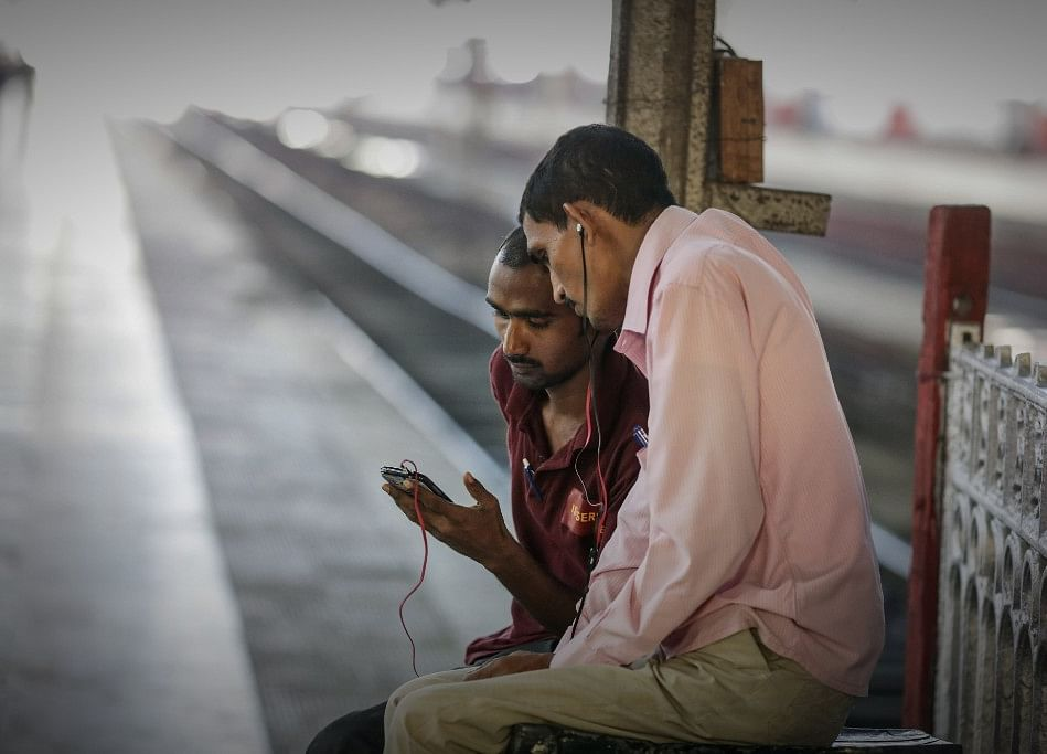 3,000th Railway Station Gets WiFi, 1,000 Enabled In 15 Days