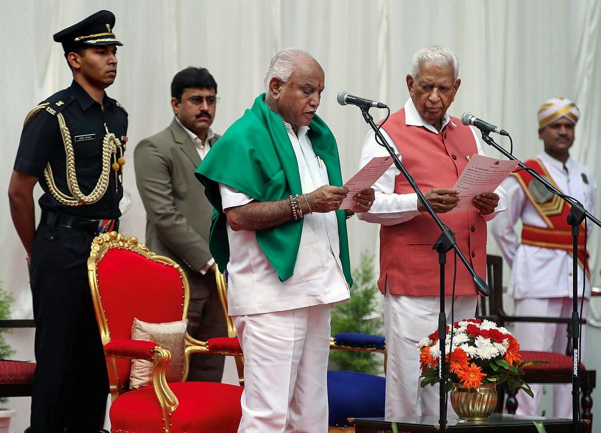 Karnataka Tussle: Supreme Court Asks Yeddyurappa To Take Floor Test Tomorrow
