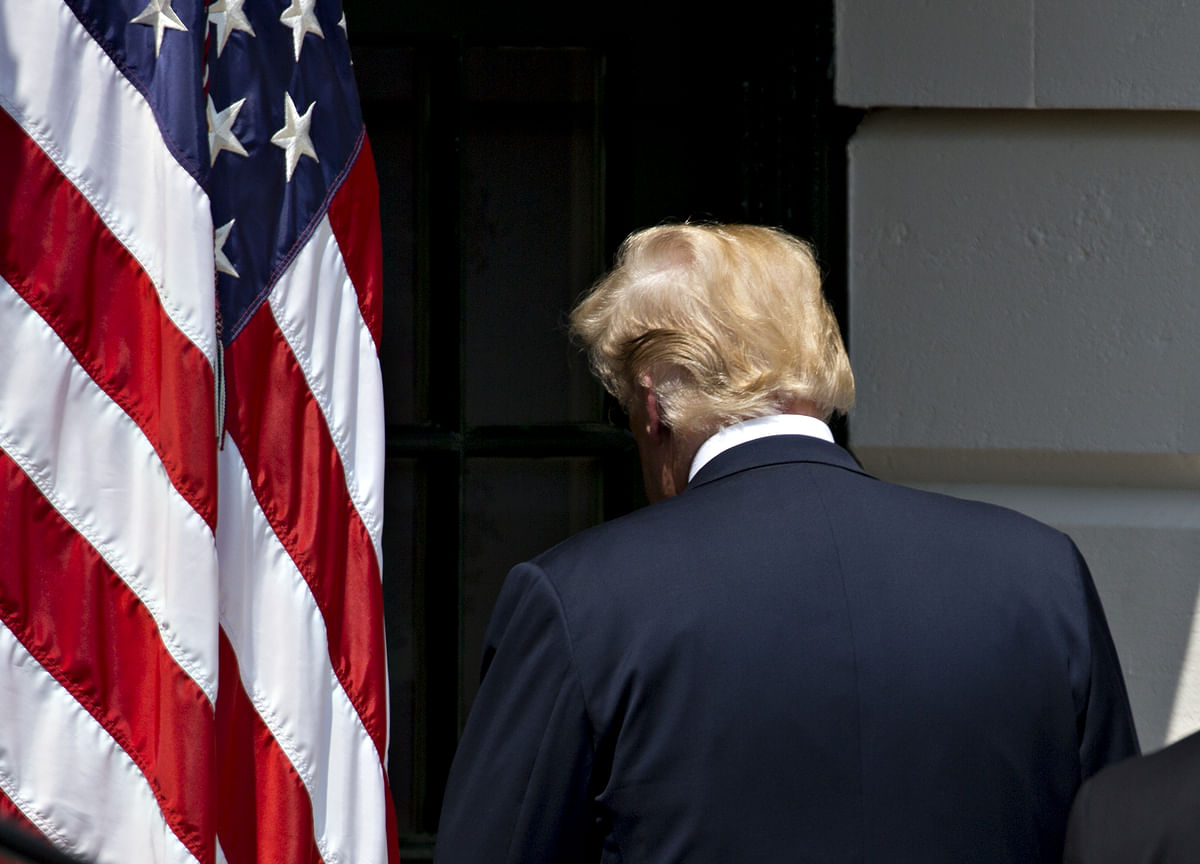 Trump's Threat to Leave the WTO Could Be a Saving Grace