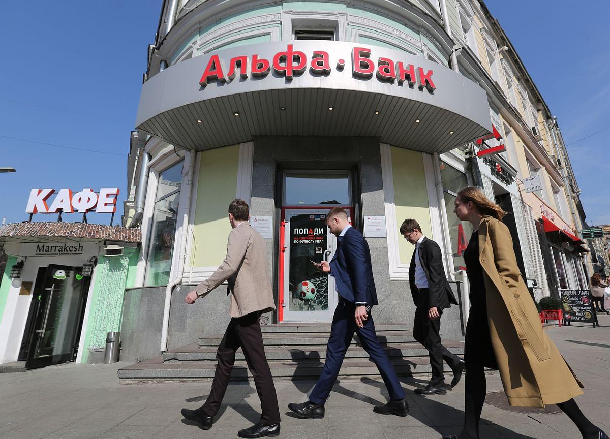 Putin's Creeping Nationalization Of Banks