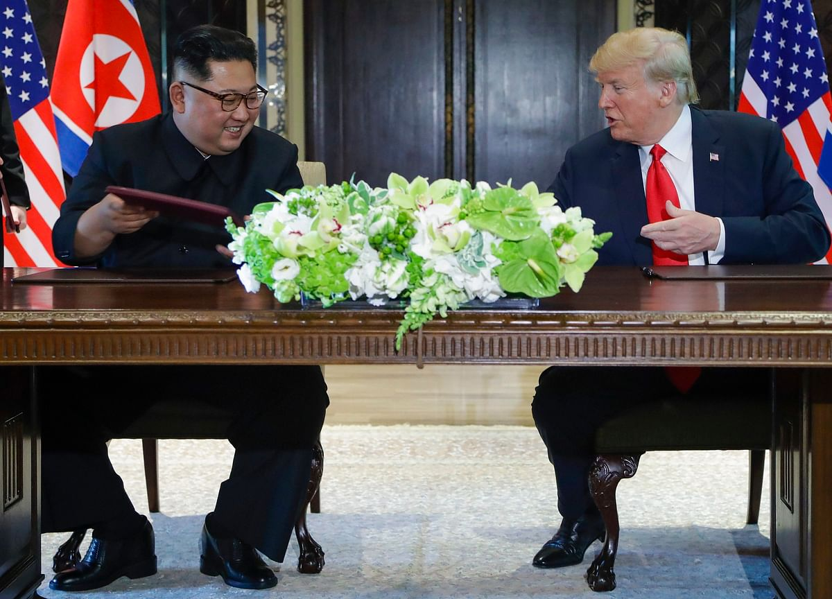 Trump's North Korea Boasts Are Catching Up to Him