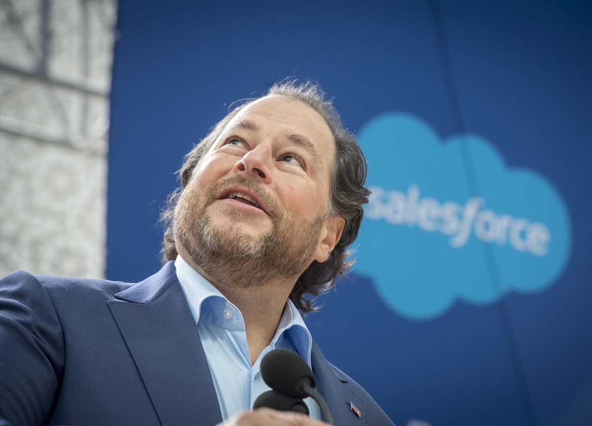 Salesforce Staff Ask CEO to Revisit Ties With Border Agency