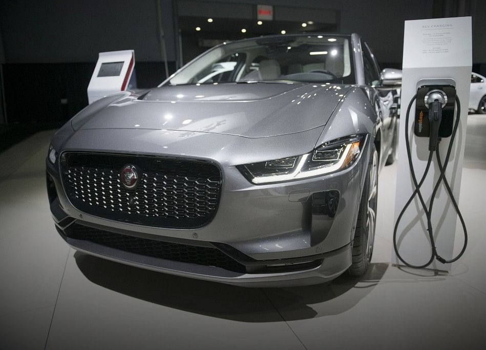 Jaguar Land Rover Promises a Made-in-China Electric Car Soon