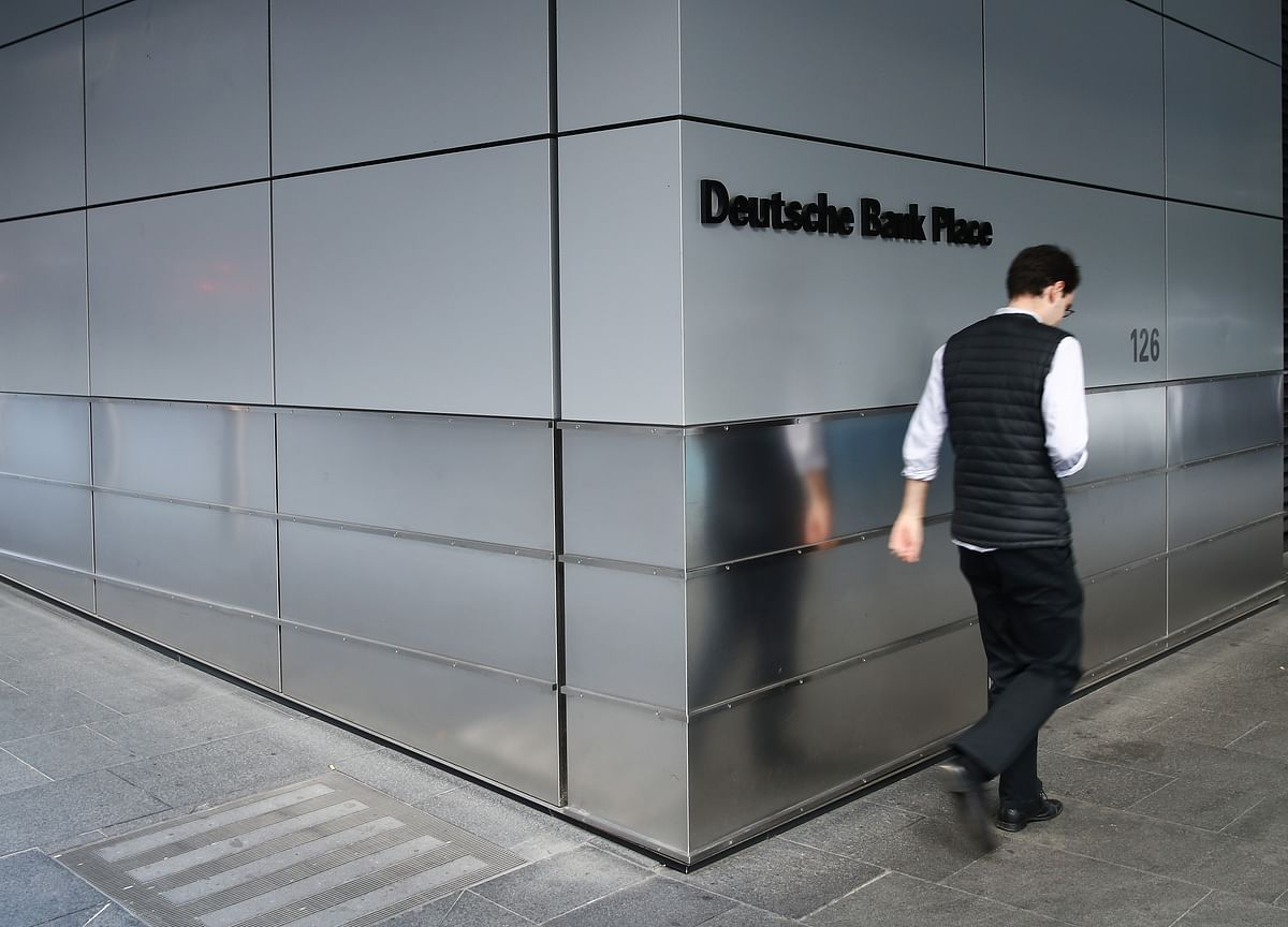Deutsche Bank's Quarter to Forget
