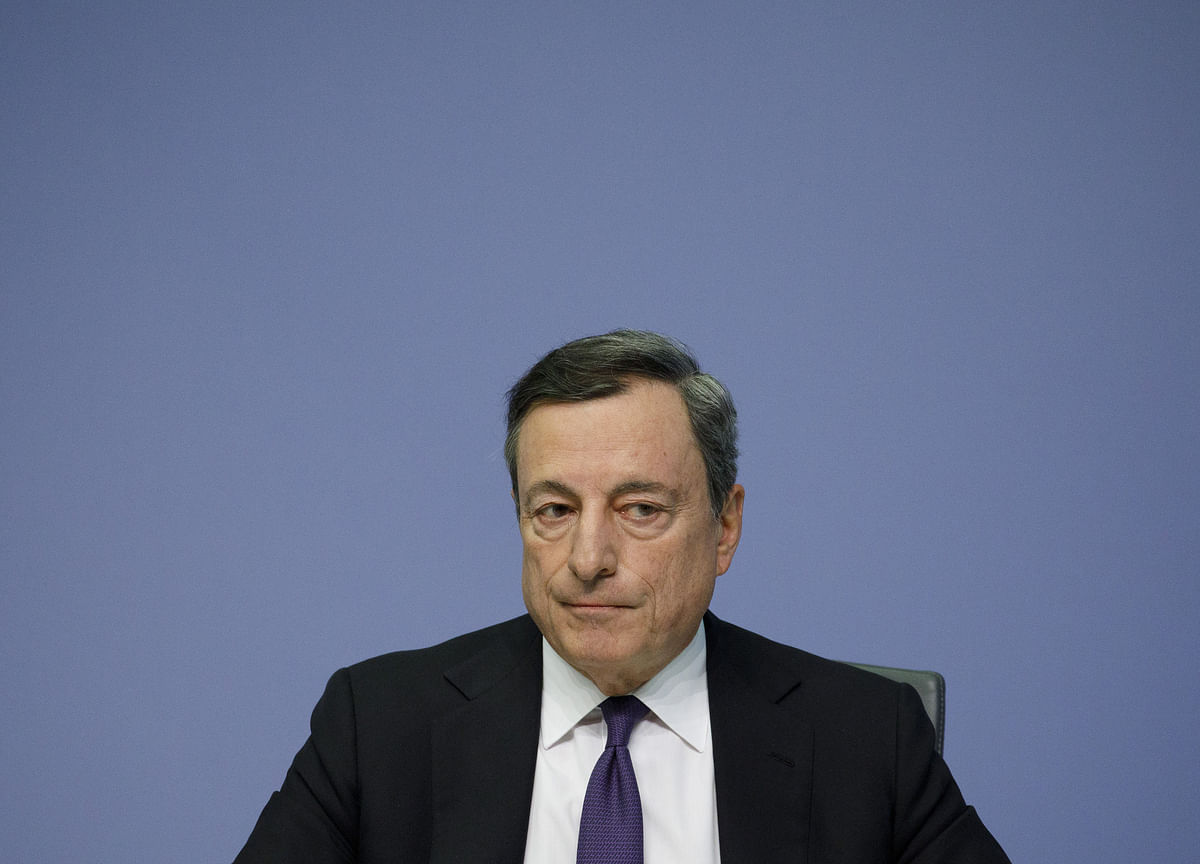 Mario Draghi Can't Save Europe This Time