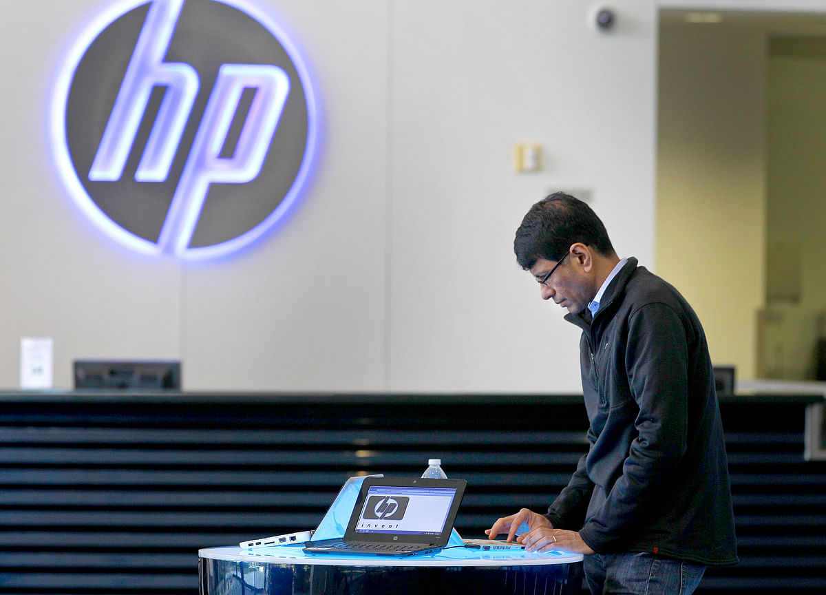HPGives a Upbeat 2019 Profit Forecast on Strong PC Demand