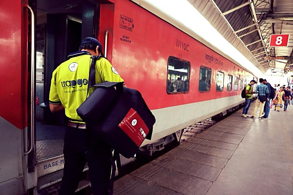 Startup Street:  Trapigo To Deliver Local Delicacies  On Your Train Seats