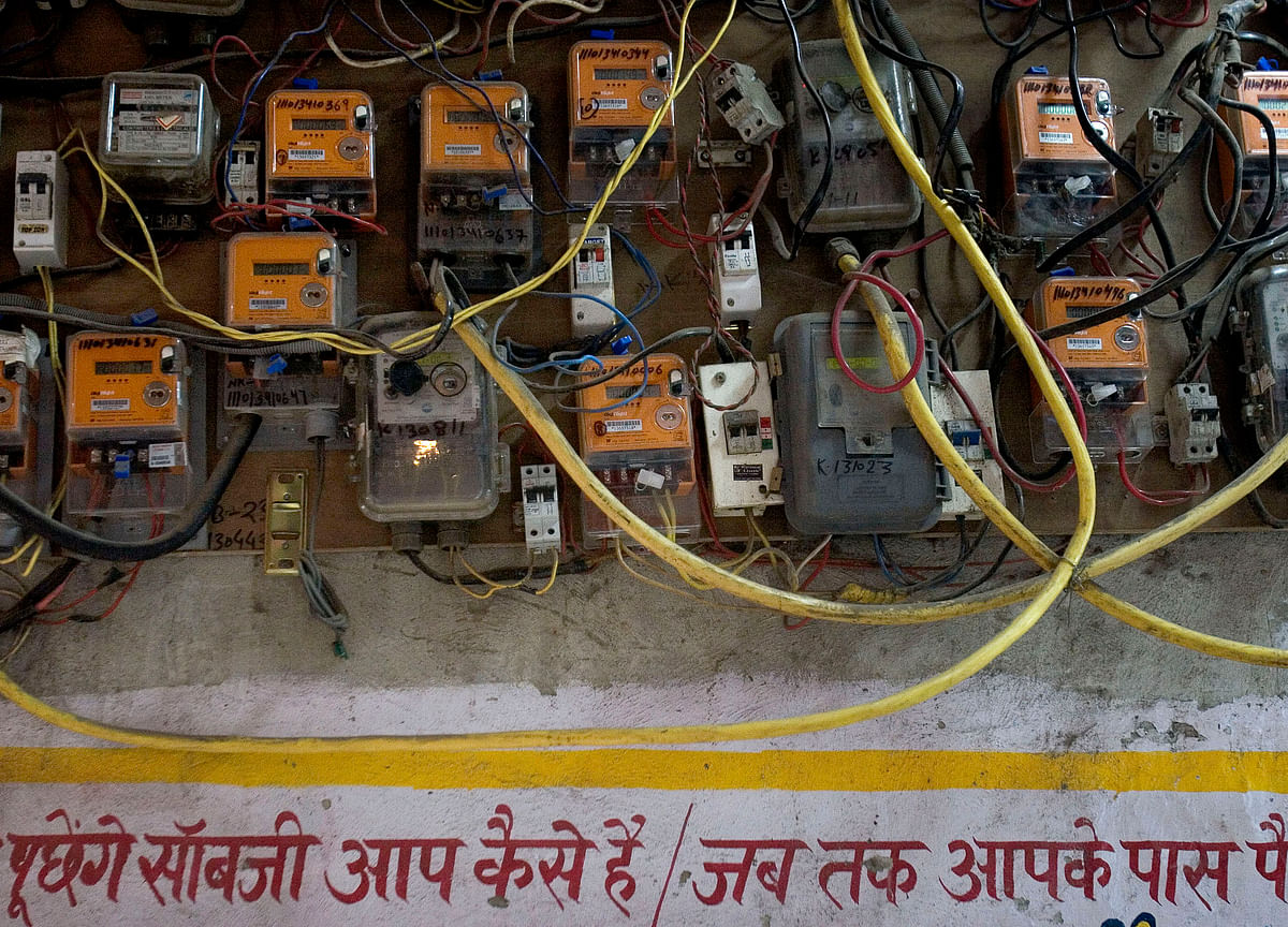 India Plans to Spend $21 Billion on Smart Power Meter Rollout