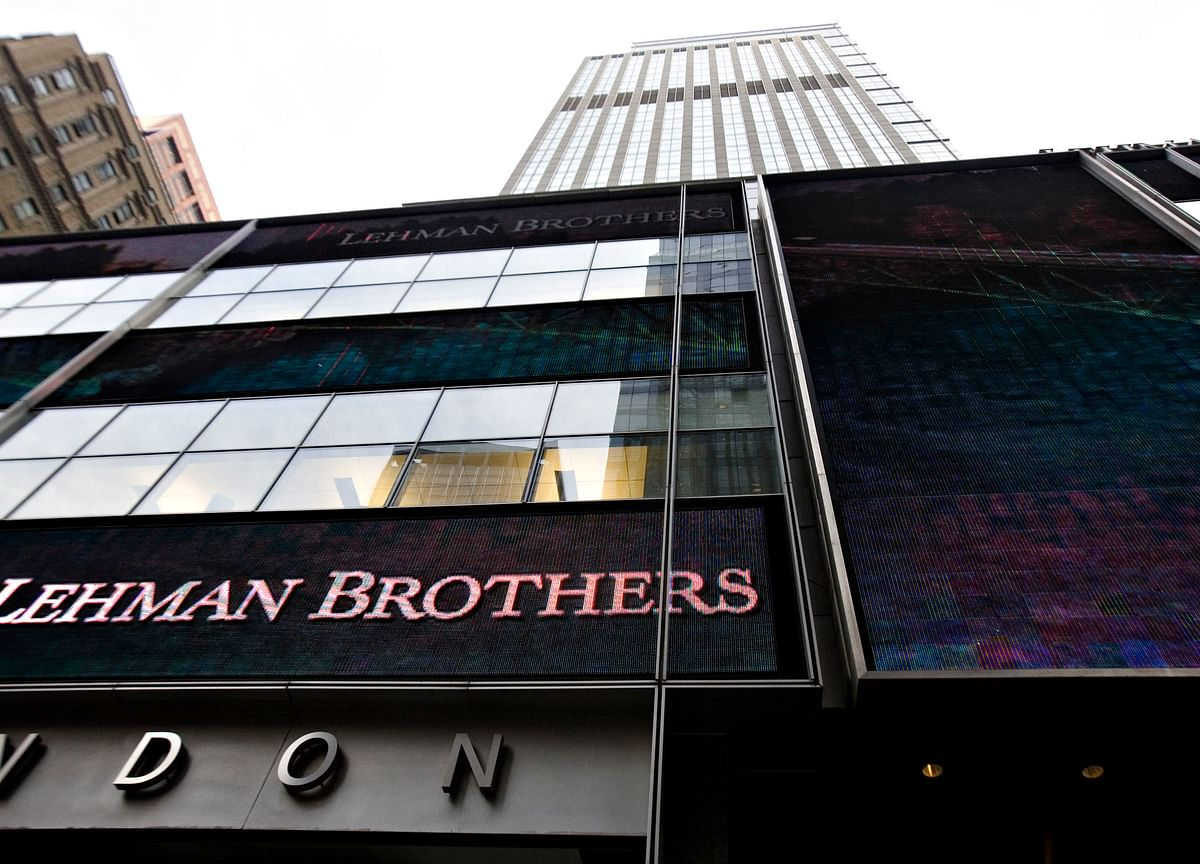 Banks May Be Using Lehman-Style Trick to Disguise Their Debt