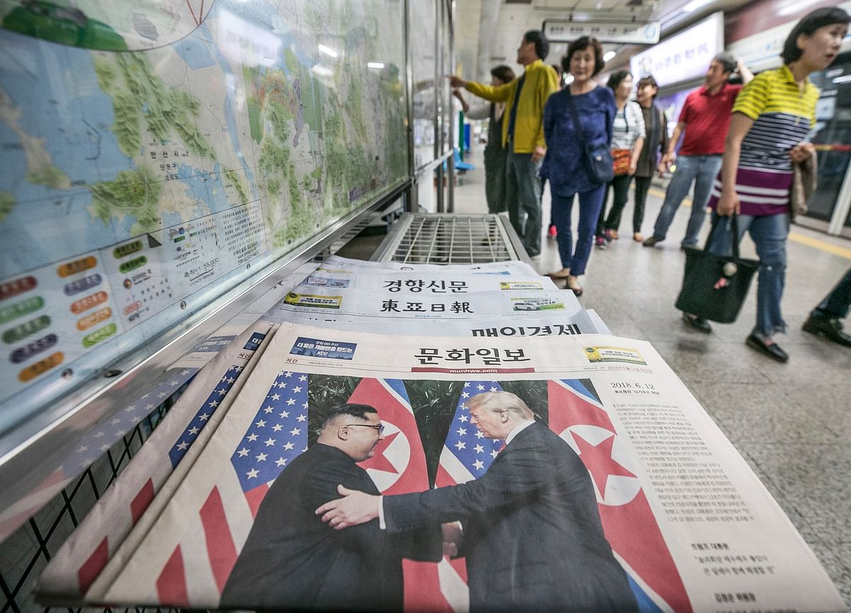 Trump's DMZ Summit Shows How Little Kim Has Conceded on Nukes