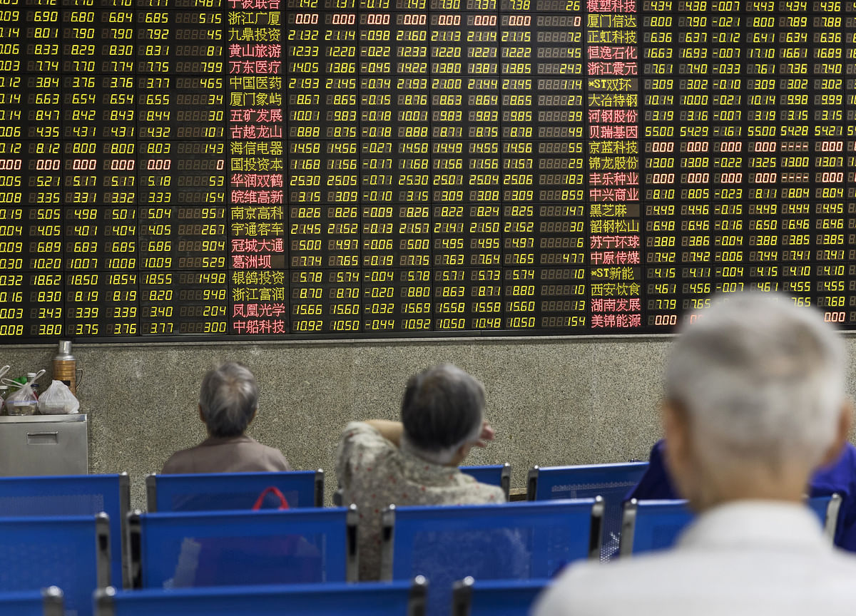 China's World-Beating Stock Rally Is Starting to Feel Different