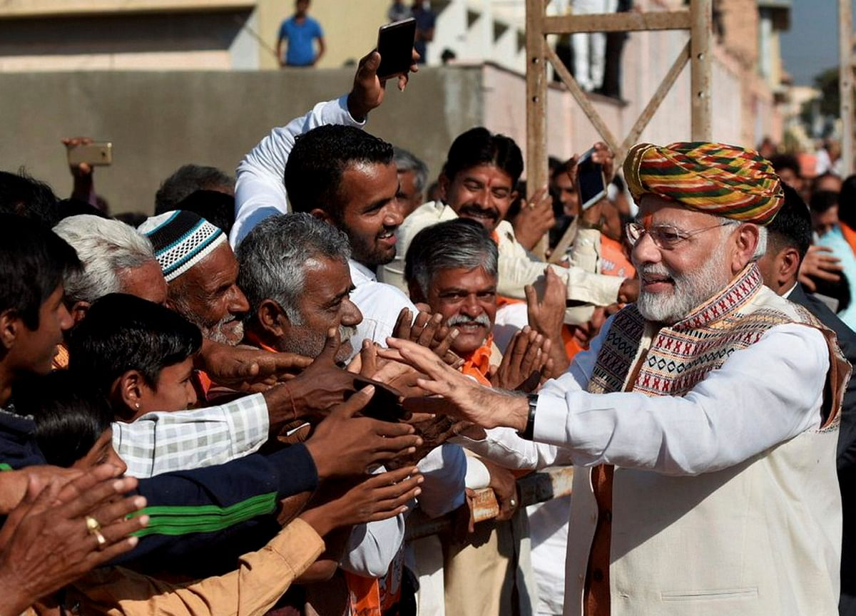 Modi Wave Is Waning, Says Prominent Supporter Tavleen Singh