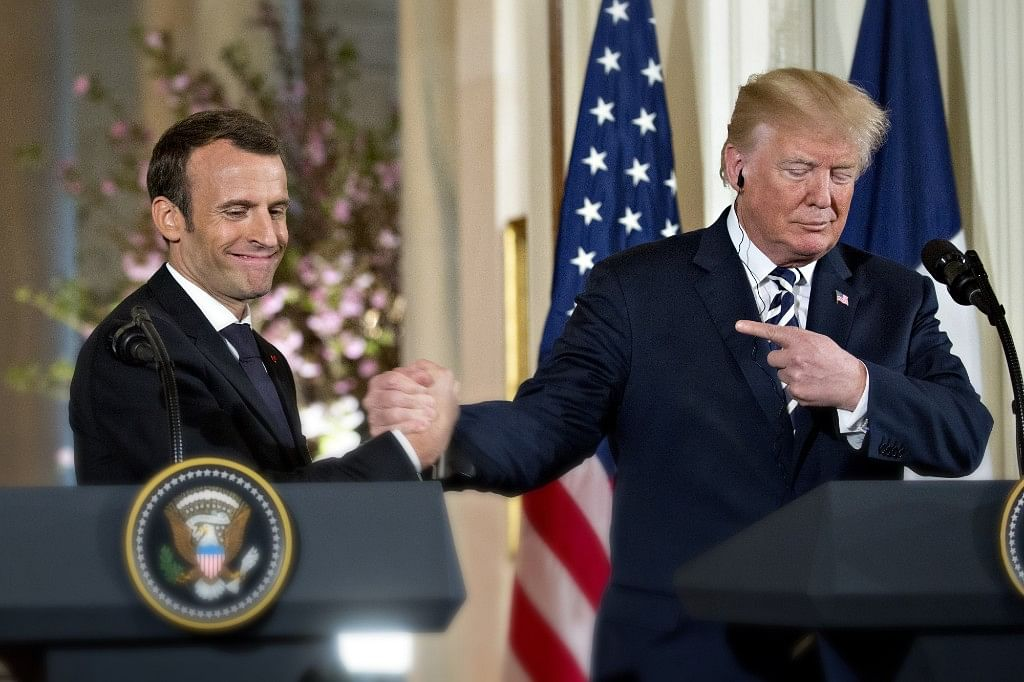 France Said to Warn Trump That It Will Not Sign a G-7 Statement