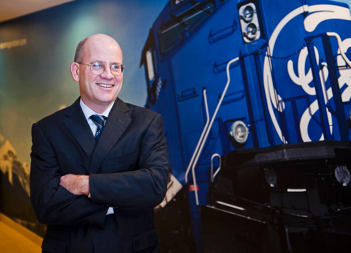 GE CEO's Make-or-Break Overhaul Took Shape on a Ski Vacation