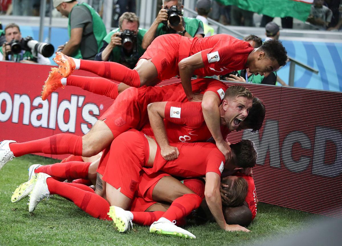 The British Economy Needs an England World Cup Run