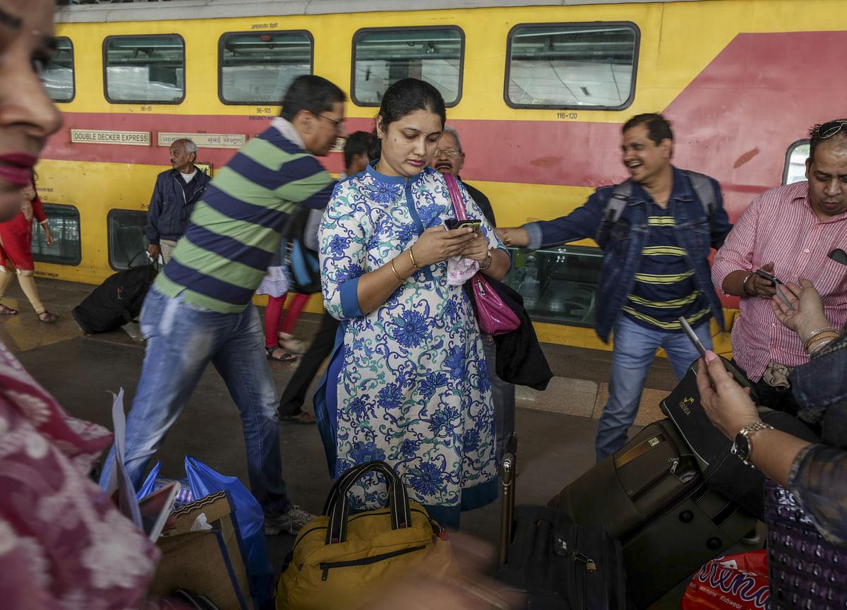 Railways Hike Platform Ticket Prices To Discourage Crowding