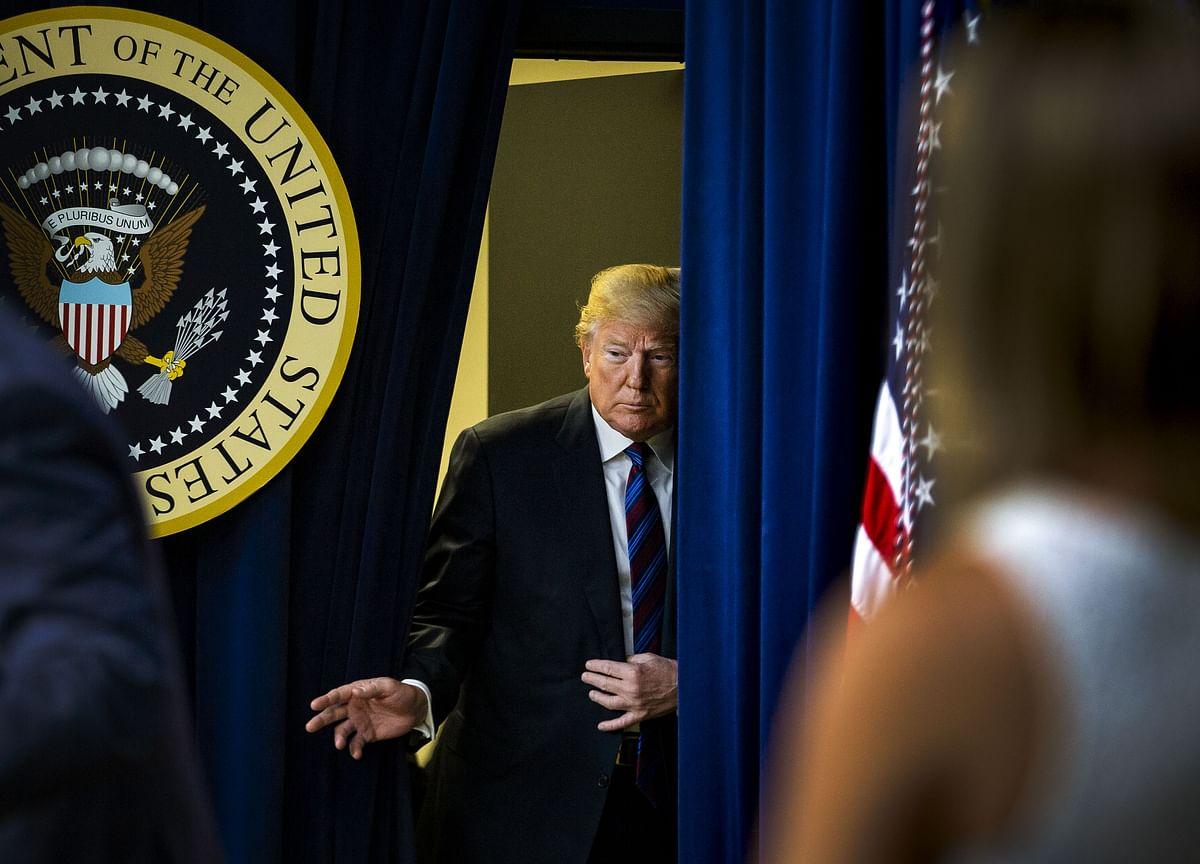 Trump's Art of Unpredictability Starts to Backfire Overseas