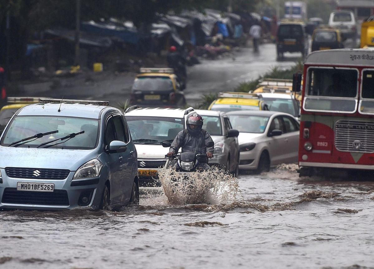 Mumbai Rains: Mumbai To Witness Heavy Rains Over Next 12 Hours, Says Skymet