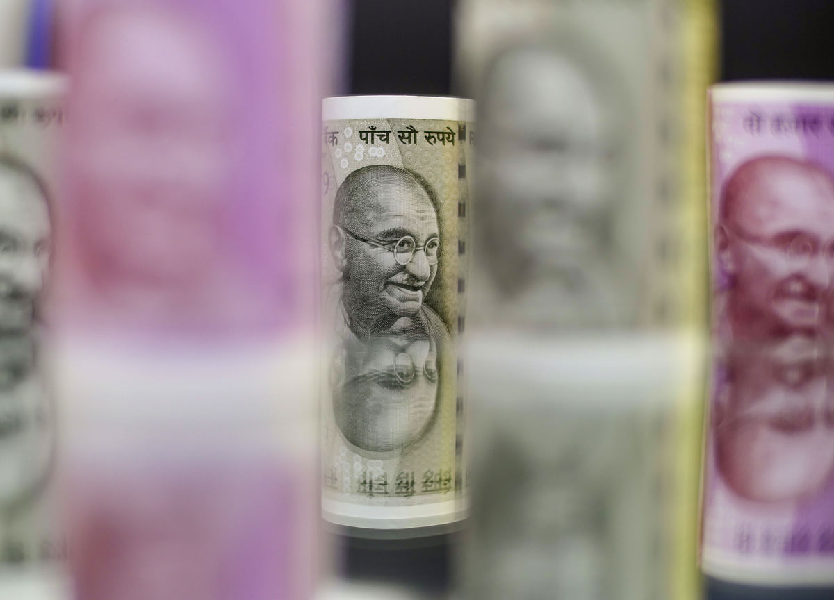 Rupee At A New Low Of 70.59 Against Dollar