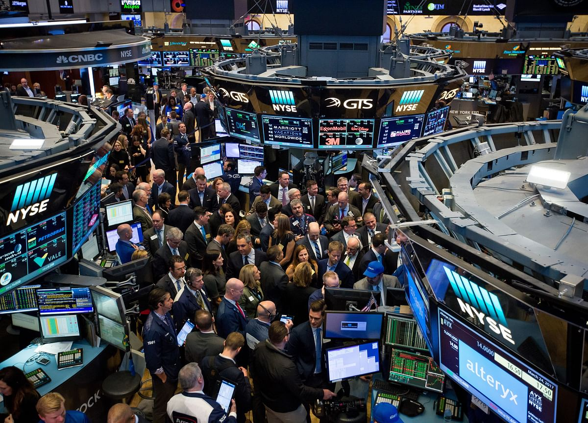 Equity Markets Are Living on Borrowed Time
