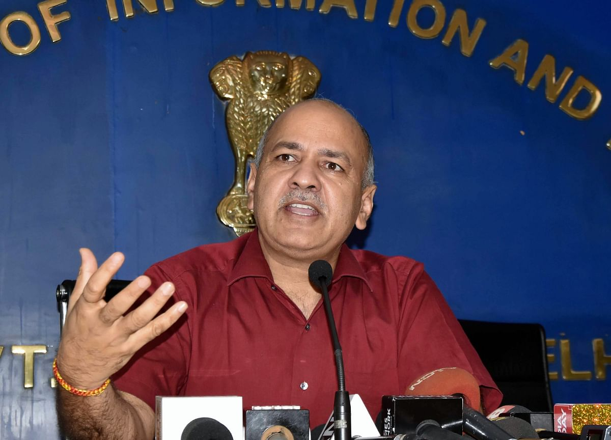 GST: Abolish IGST To Make Tax System Effective, Says Manish Sisodia