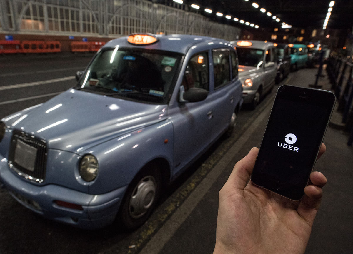 London Puts a Leash On Uber