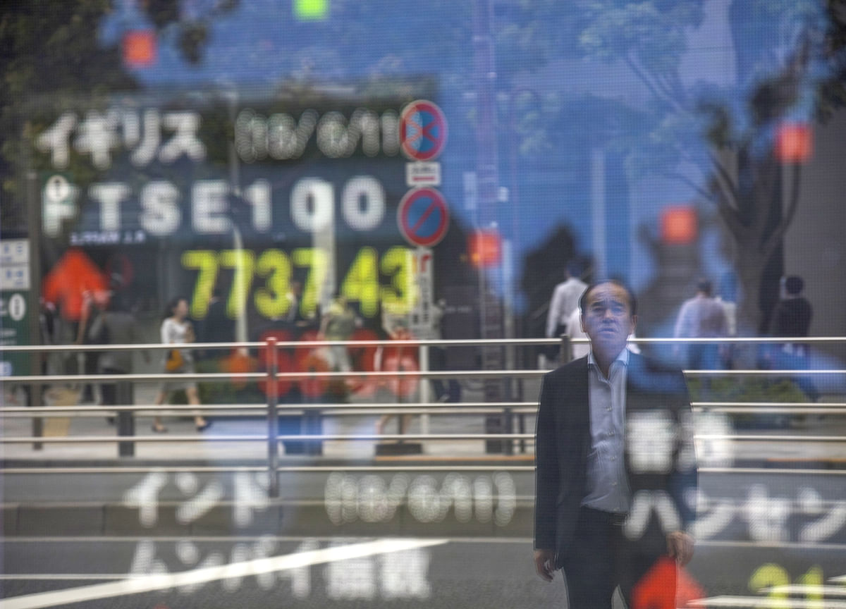 U.S. Stocks Rally as Dollar Gains, Treasuries Slip: Markets Wrap